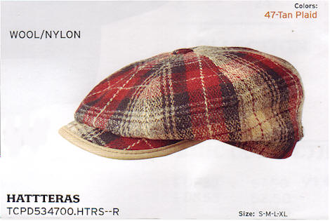 Hatteras by Stetson hats