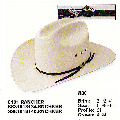 Rancher by Stetson Hats