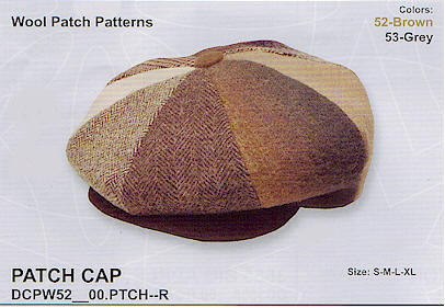 Patch Cap by Dobbs