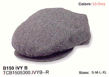 Driving Caps from Stetson - Ivy B