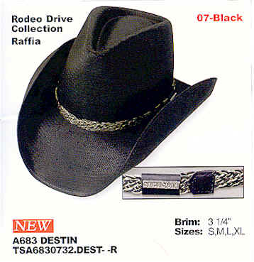 Rodeo Drive Collection by Stetson