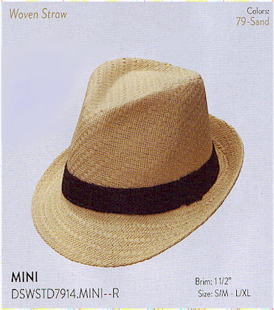 Mini by Stetson hats