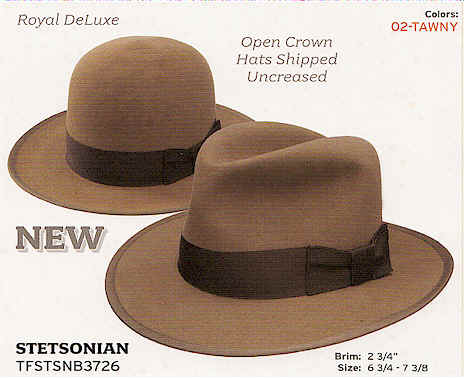 Stetsonian by Stetson hats