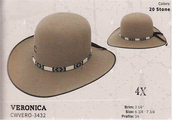 Veronica by Charlie 1 Horse hats